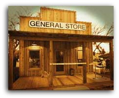 Farmers Branch 1920s General Store