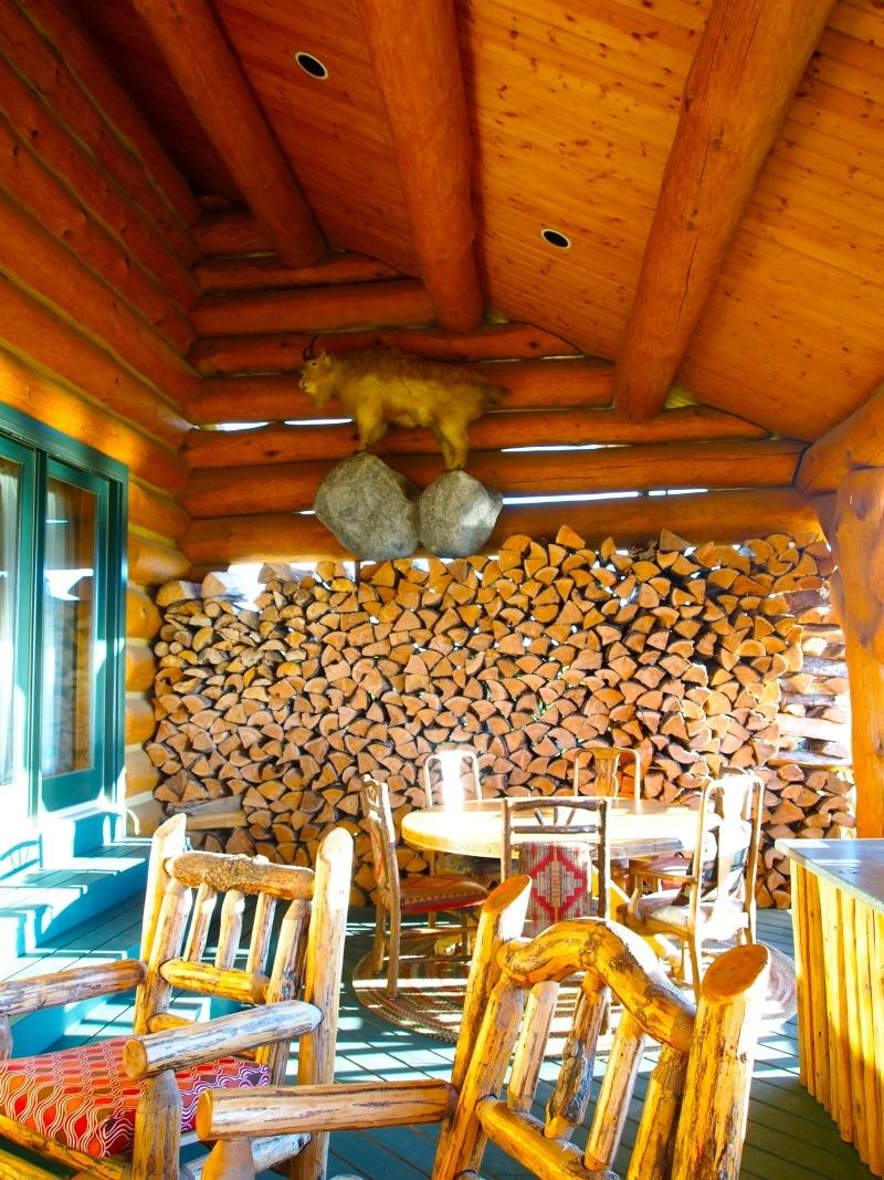 BBQ deck