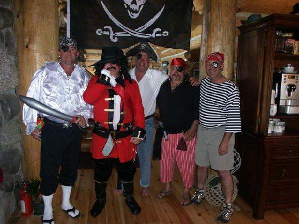 The best dressed pirates of the season