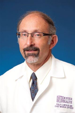 Philip S Mehler, MD, FAED, FACP, CEDS