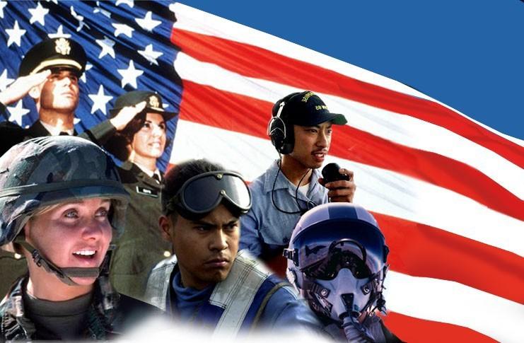 Military Brochure Photo