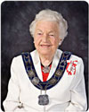 Mayor hazel McCallion