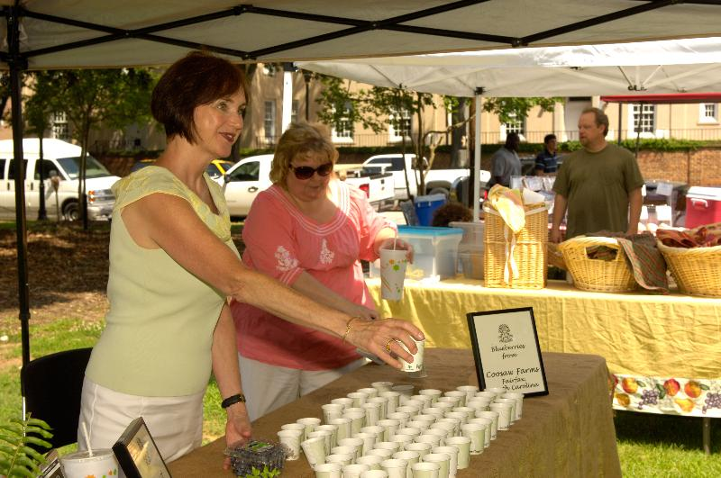 Healthy Carolina Farmers Market