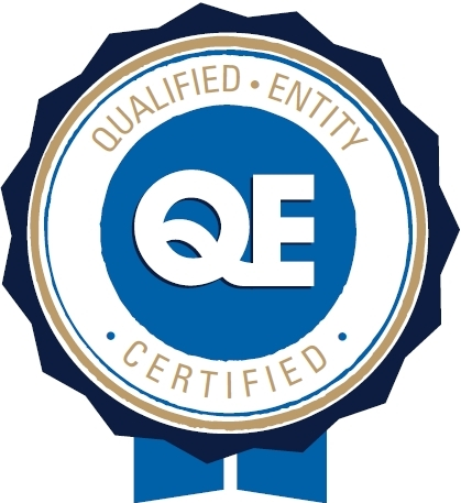 Qualified Entity Certified logo