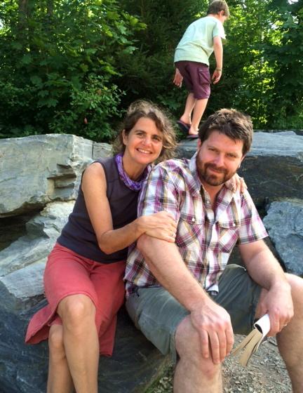 Sheila and Derek Towne