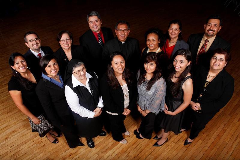 Centro San Juan Diego Staff 2012