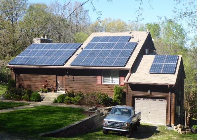 Nashville Solar 11kW