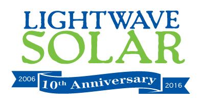 LightWave Solar 10th Anniversary