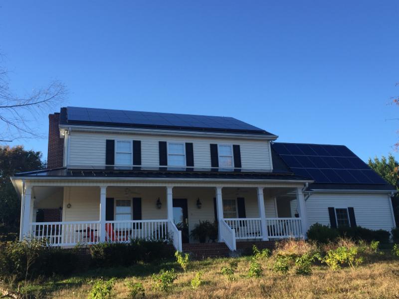 LightWave Solar installing in Knoxville_ TN