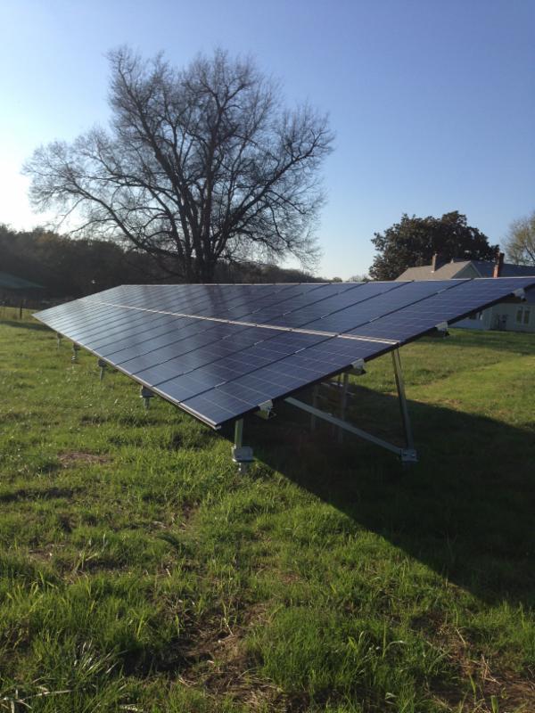 LightWave Solar installing in Lewisburg, TN