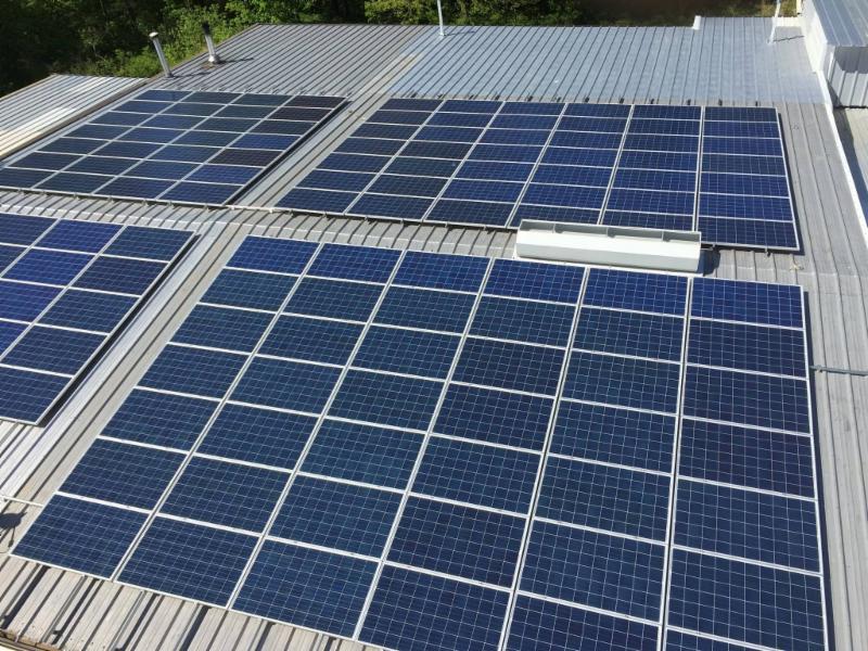 Solar at LB Processors