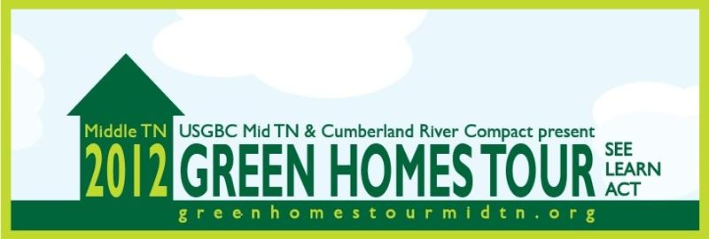 Middle Tennessee Green Homes Tour