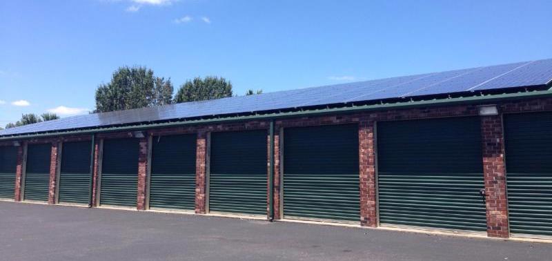 Gallatin Mini Storage Solar