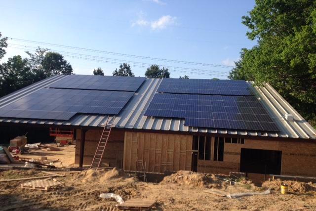Eads, TN Solar 40kW