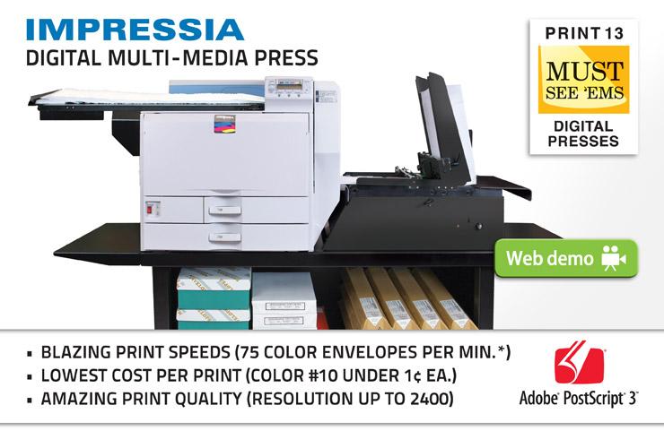 Impressia Digital Multi-Media Press