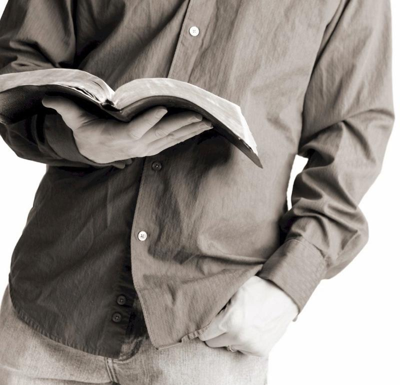 Bible Reading Guy