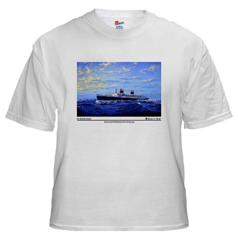SSUS James Flood Tee Shirt