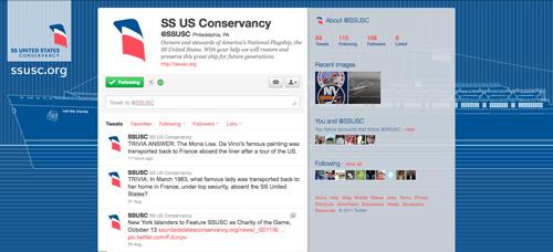 SSUSC on Twitter