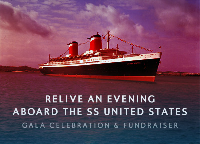 Relive an Evening Aboard the SS United States