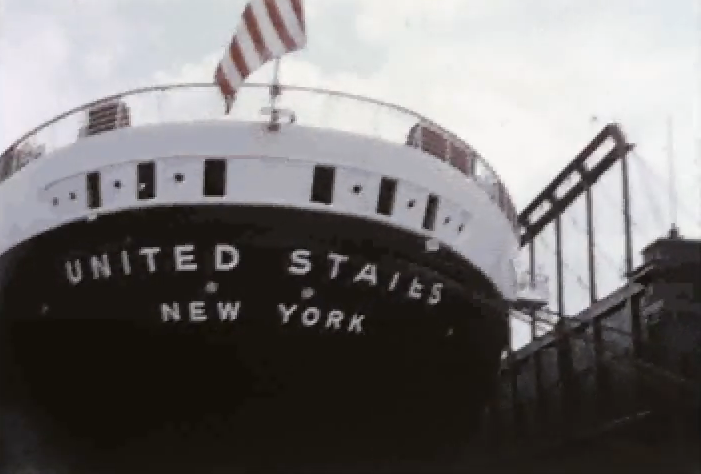 SS United States: A Call To Arms