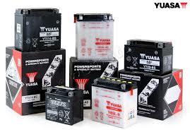 Yuasa Battery Family