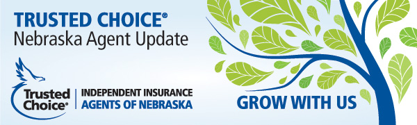 Independent Insurance Agents of Nebraska - Trusted Choice Logo