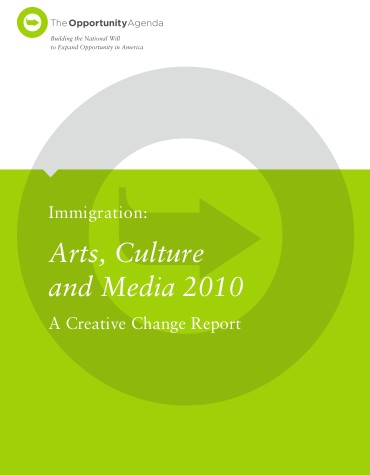 Arts, Media, Immigration report