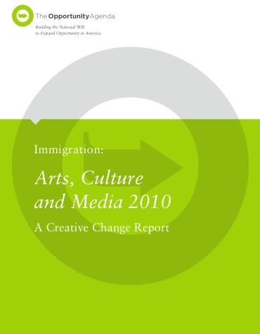 Arts, Media, Immigration report