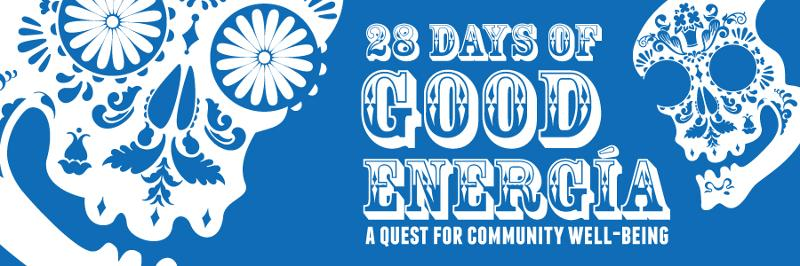 28 days of energia