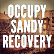 occupy sandy recovery