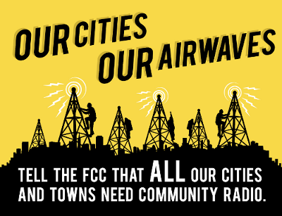 our cities our airwaves