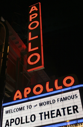 apollo hall viewing party