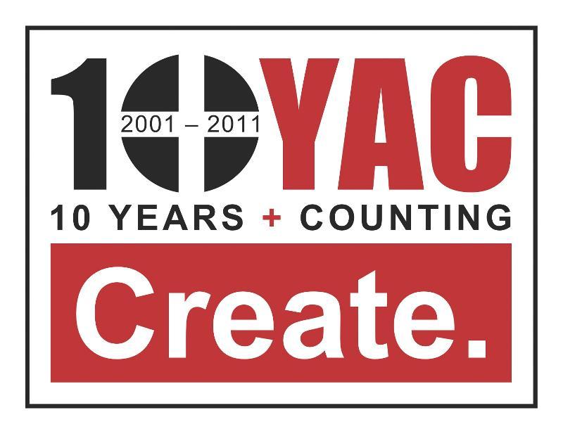 10 YAC poster