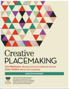 creative placemaking white paper