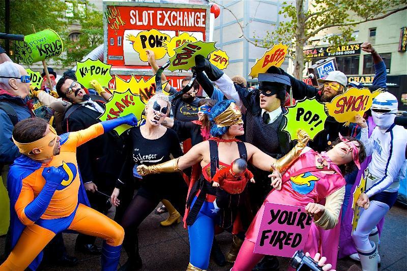 OccupyHalloween