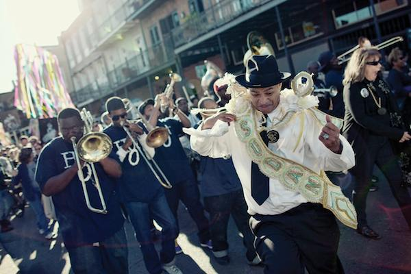 homecoming project second line