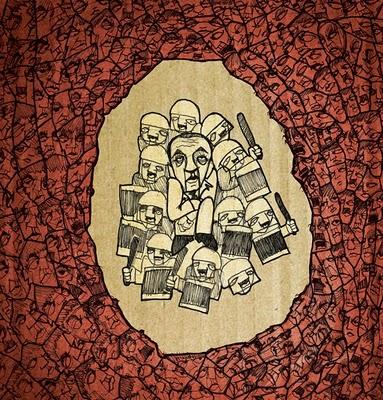 drawing by nidal el khairy