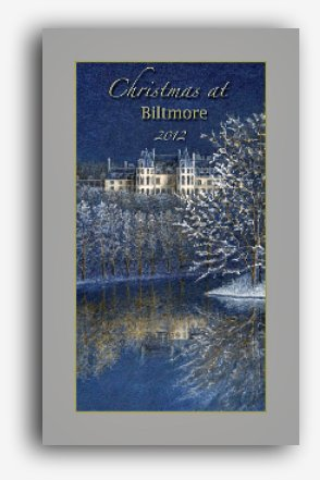 Artist: Marcus C. Thomas - 2012 Biltmore Estate Christmas Wine ...