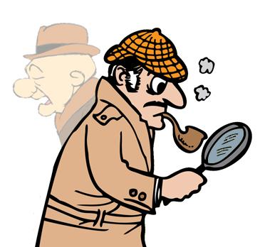 Holmes or Magoo?