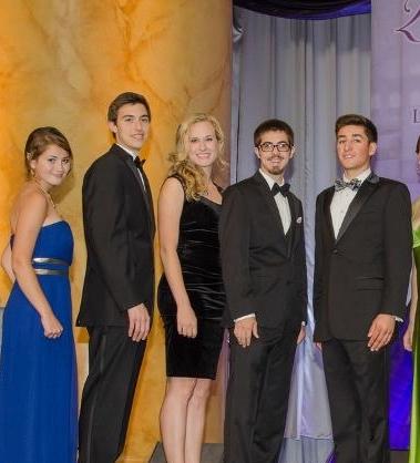 SIF national scholarship winners