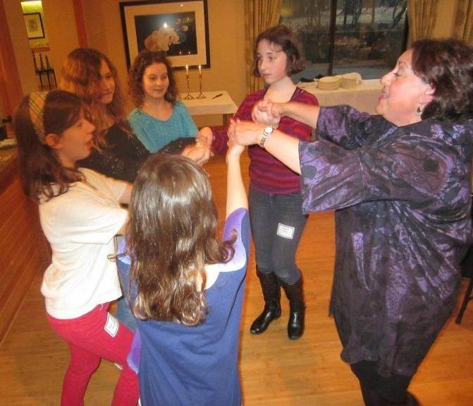 22nd Women's Seder