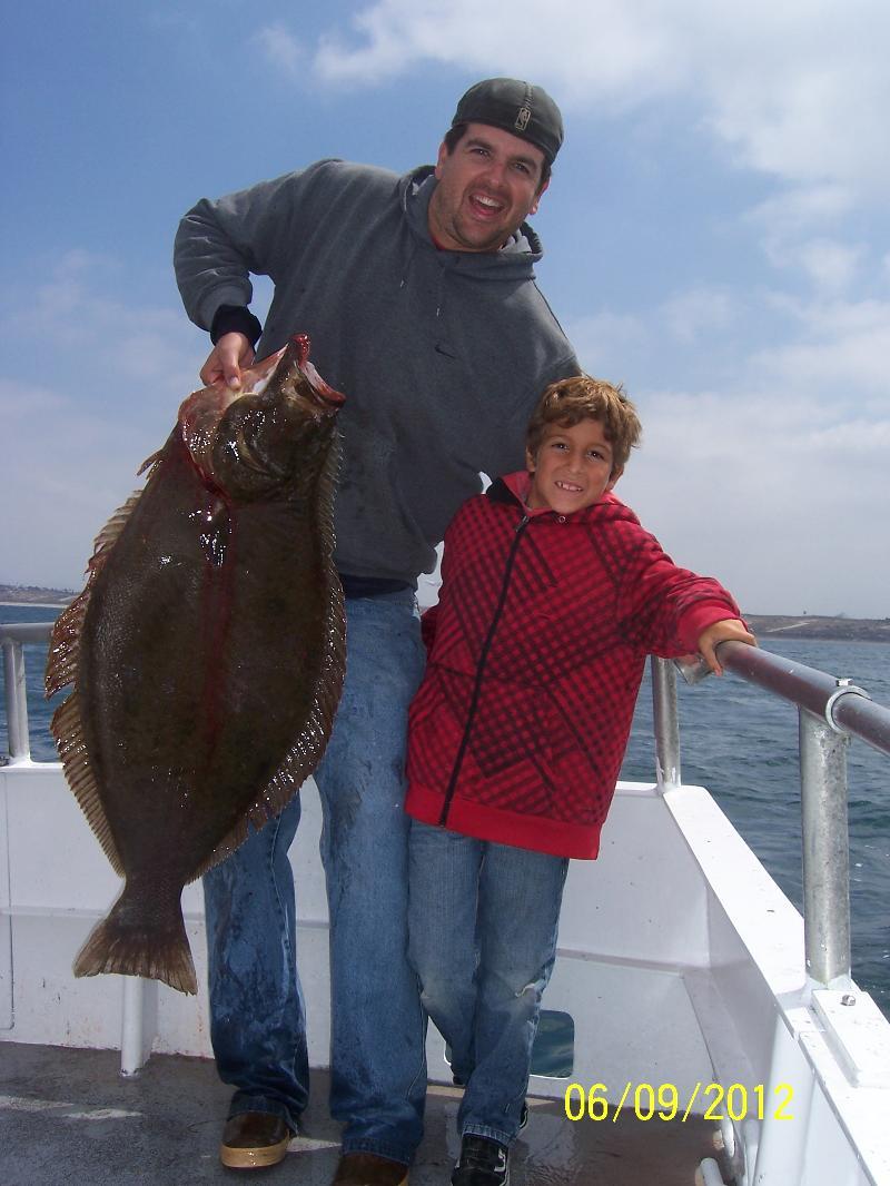 King Harbor Redondo Fishing Report