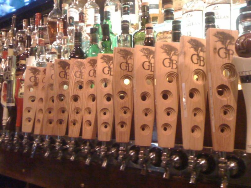30 Greenbush Beers On Tap!