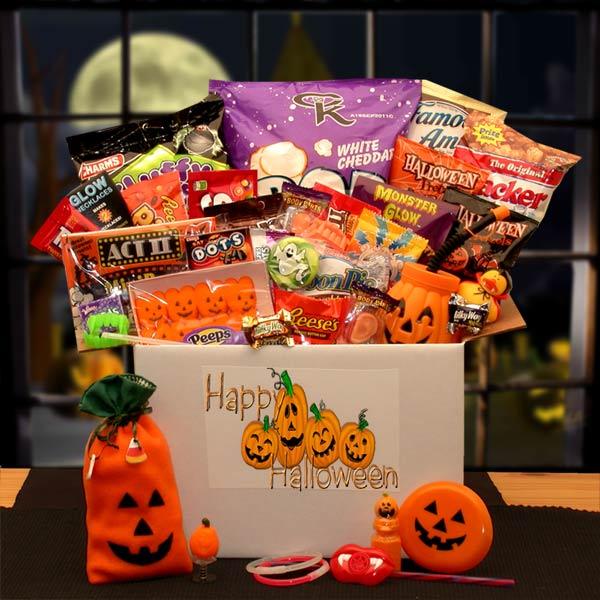 halloween snack bag printables