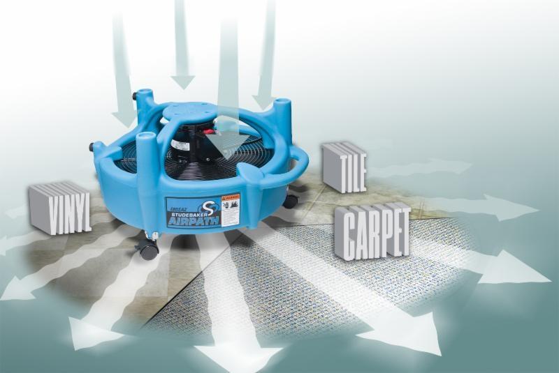 Sapphire scientific air path studebaker fan air mover