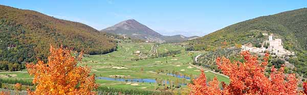 Golf in Tuscany