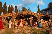 Nativity Scene Assisi