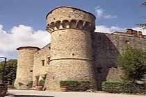 Meleto Castle