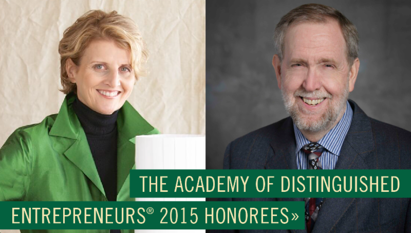 2015 Academy of Distinguished Entreprenuers