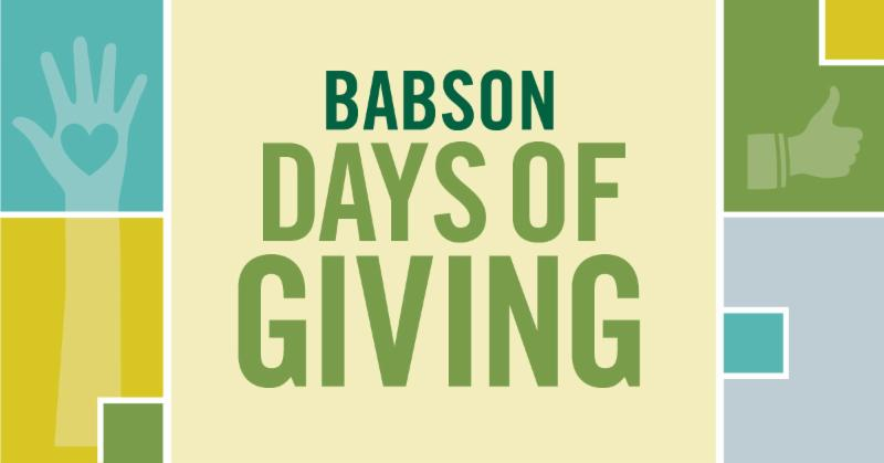 Babson Days of Giving